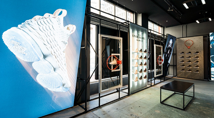 083c9f31a7ef Nike Opens LeBron 15 Pop-Up In Cleveland