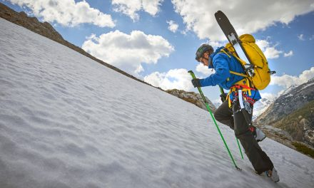 Are Foldable Skis About To Have Their Moment?