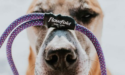 Made In The USA: Flowfold Dog Leashes Made From Recycled Sterling Rope