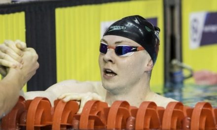 TYR Sport Adds Olympian Ross Murdoch To Athlete Roster