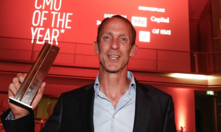 Adidas' Eric Liedtke Earns Germany's CMO Of The Year