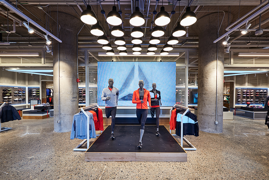 Now Open: Reebok Global Flagship Store