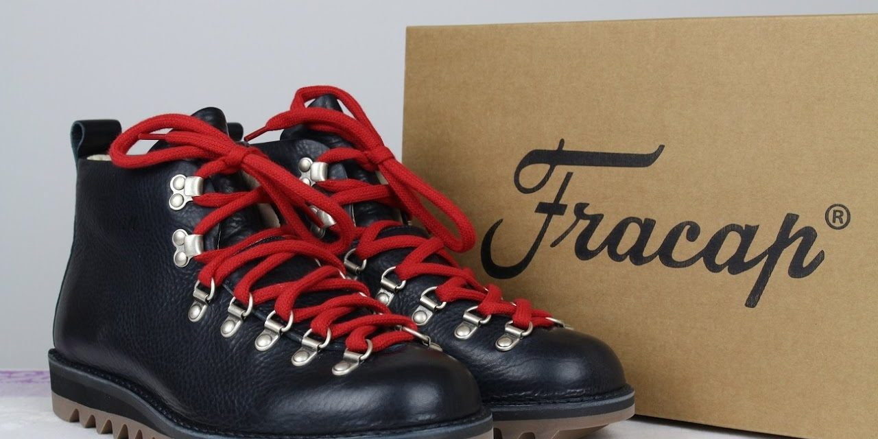Item Of The Day: Fracap M120 Magnifico Boots