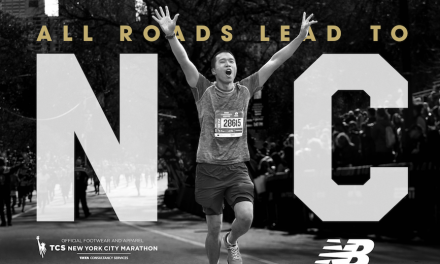 New Balance Unveils 'All Roads Lead to NYC' Campaign