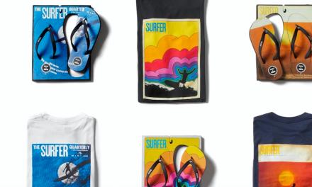 Reef X Surfer Magazine Collaboration Hitting Newsstands