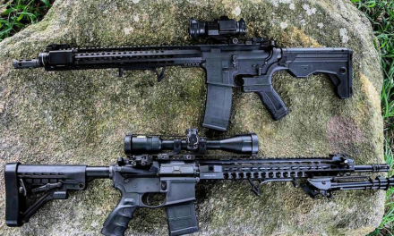 NRA Urges New Rules For Gun 'Bump-Stocks'