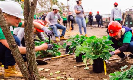 Timberland Takes Five-Year Urban Greening Commitment To Philadelphia