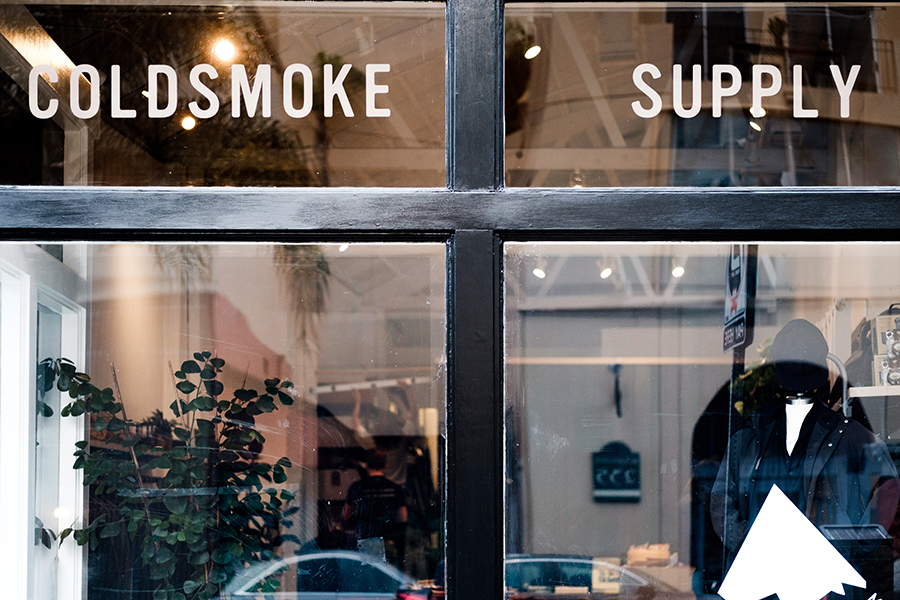 Become One With The Environment: Coldsmoke Supply