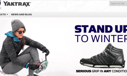 Yaktrax Launches New Website And 'Stand Up to Winter' Campaign