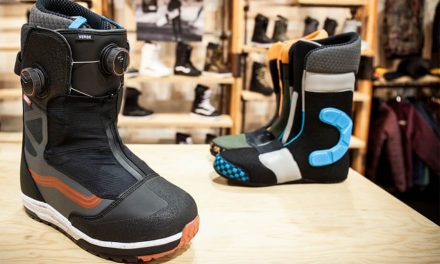 Item Of The Day: Vans Verse Snowboard Boot