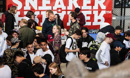 Sneaker Freaker 2017 Swap Meet