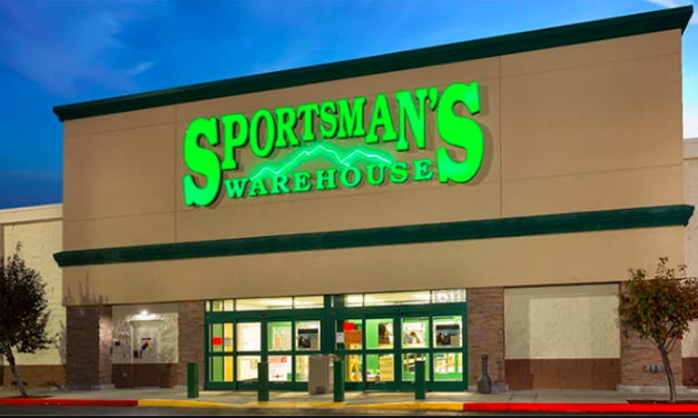 Sportsman's Warehouse Hitting the Mark With Firearms Sales