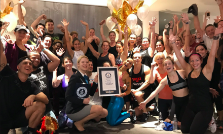 Peloton Secures Guinness Record For Largest Live Cycling Class