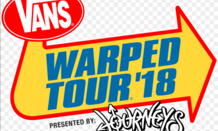 Vans Warped Tour To End In 2018