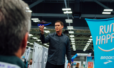 Brooks Unveils Its First Customized Running Shoe