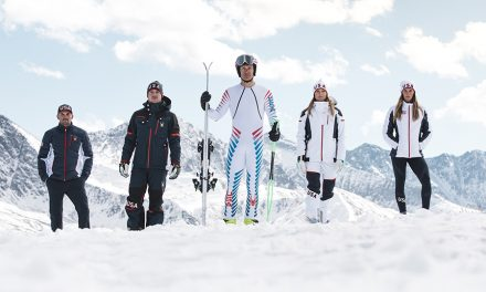 Spyder U.S. Ski Team 2018 Olympic Uniforms