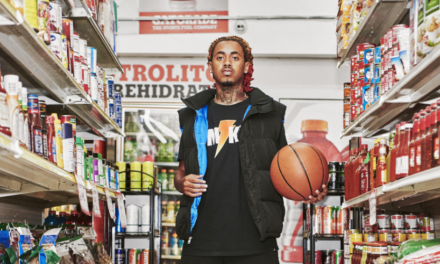 Jordan Partners With Gatorade On 'Like Mike' Collection