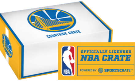 Sports Crate Launches NBA Courtside Crate