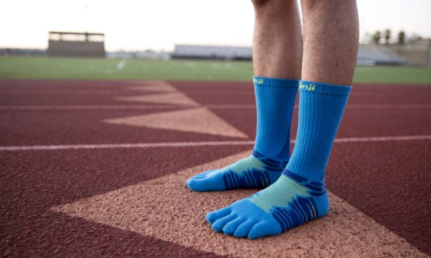 Go The Distance In Toe-riffic Ultra Run Socks From Injinji