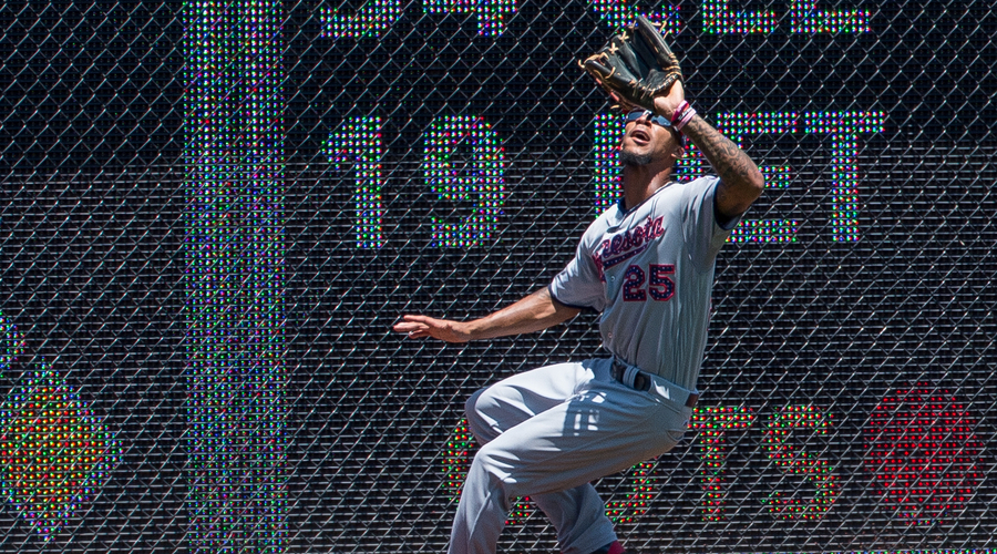 Twins Phenom Byron Buxton Named Wilson Defensive Player Of The Year