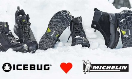 Columbia And Icebug Partner With Michelin