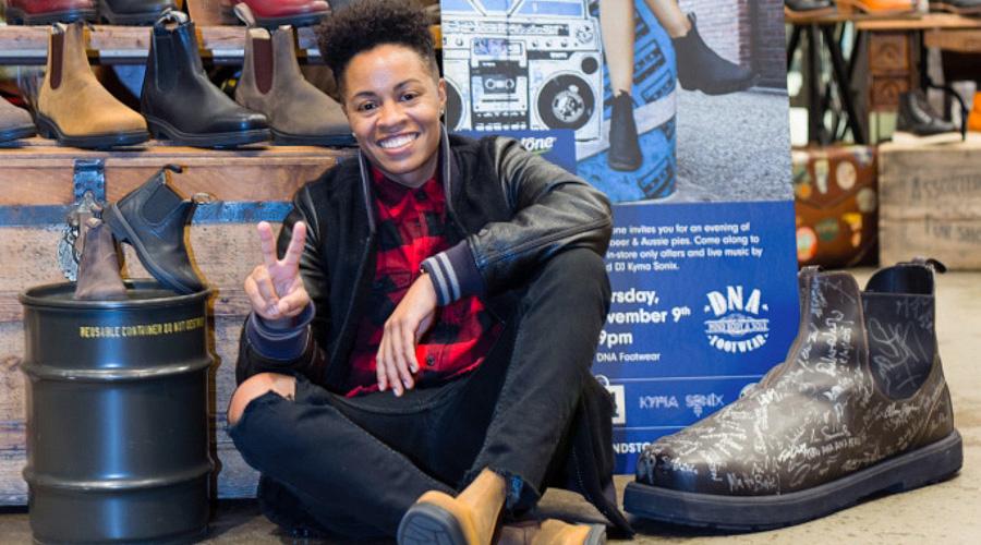 Aussie Boot Brand Invades Brooklyn's DNA Footwear