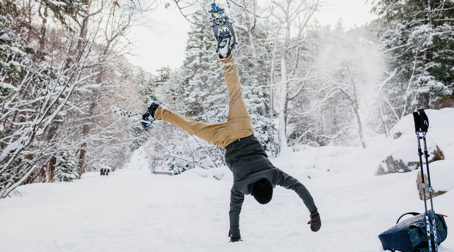 Get The Most Out Of Snowshoeing Season
