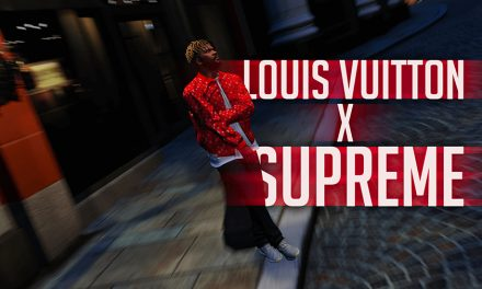 Christie's Online Auction: Supreme x Louis Vuitton