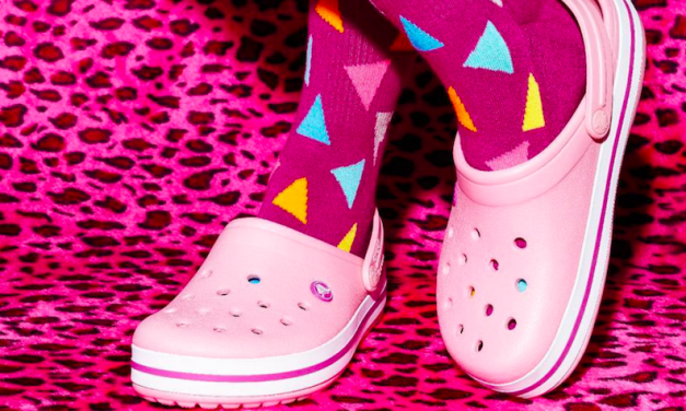 Crocs' Branding Campaign Paying Dividends