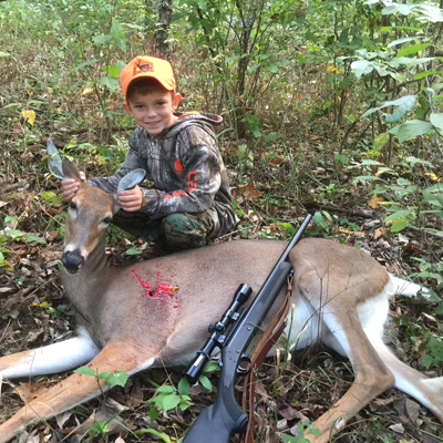 Walker signs off on removing minimum hunting age in Wisconsin