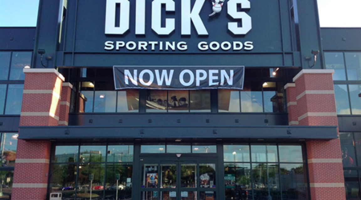 Dick's Q3 Tops Target, Provides Conservative 2018 Outlook