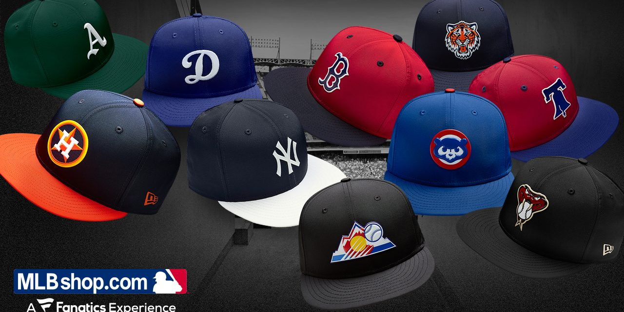 New Era Unveils MLB Training Caps