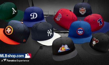 New Era Unveils MLB Training Caps