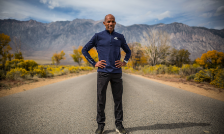Skechers Brings Out Limited-Edition Meb Shoe For Final Race