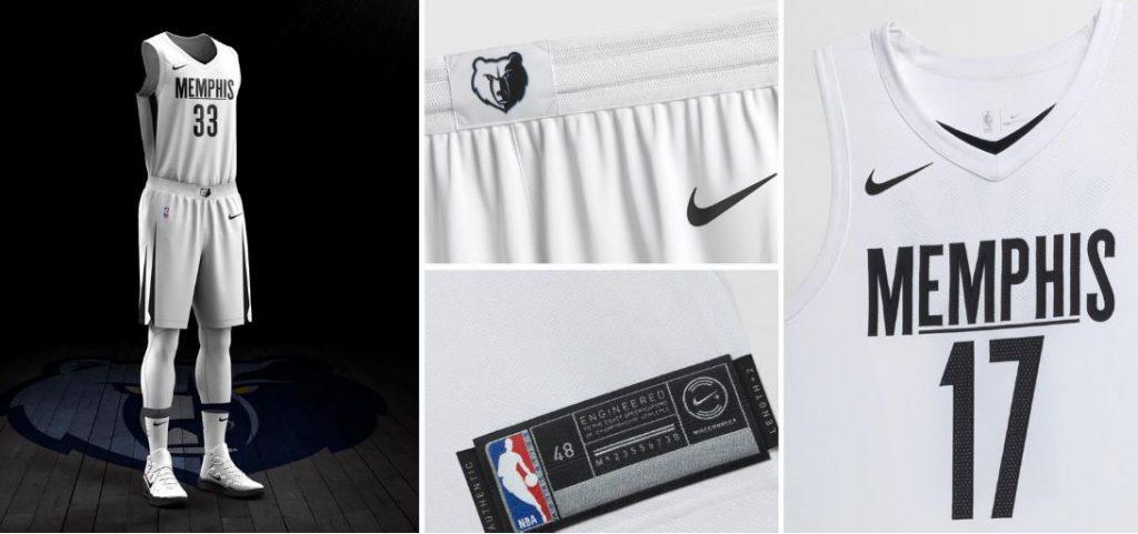 606519f732e Memphis Grizzlies. The Memphis Grizzlies, who revealed their City Edition  uniforms ...