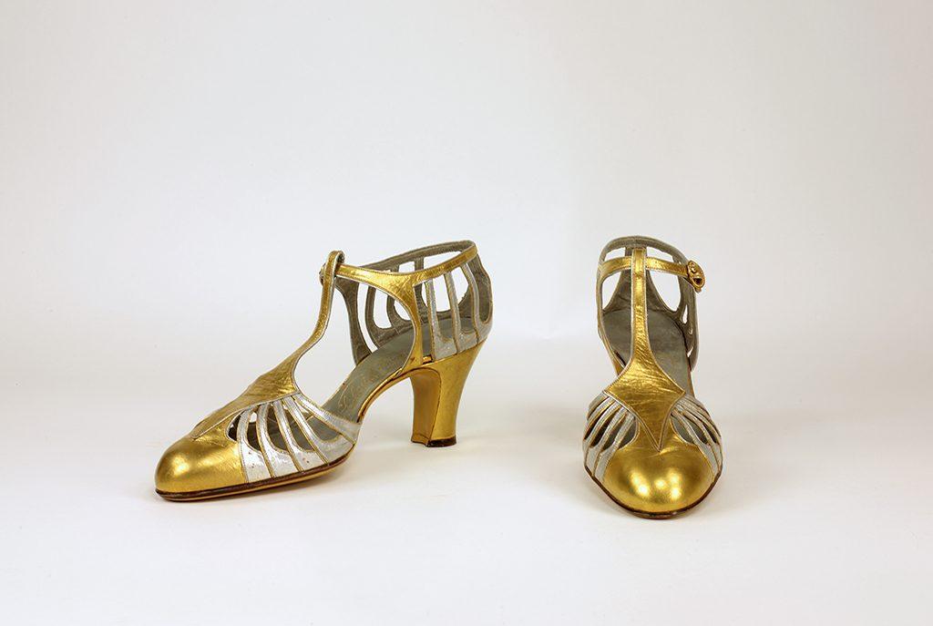 1930s Evening Sandals