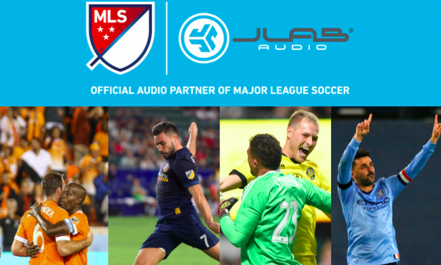 JLab Audio Named Official Audio Partner Of Major League Soccer