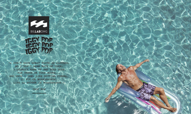 Billabong Announces Exclusive Collaboration With Iggy Pop
