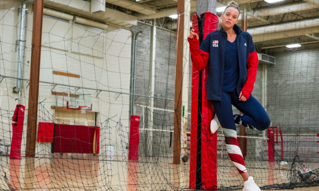 Adidas Partners With USA Volleyball Athletes