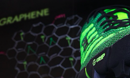 Inov-8 Brings Graphene To Footwear