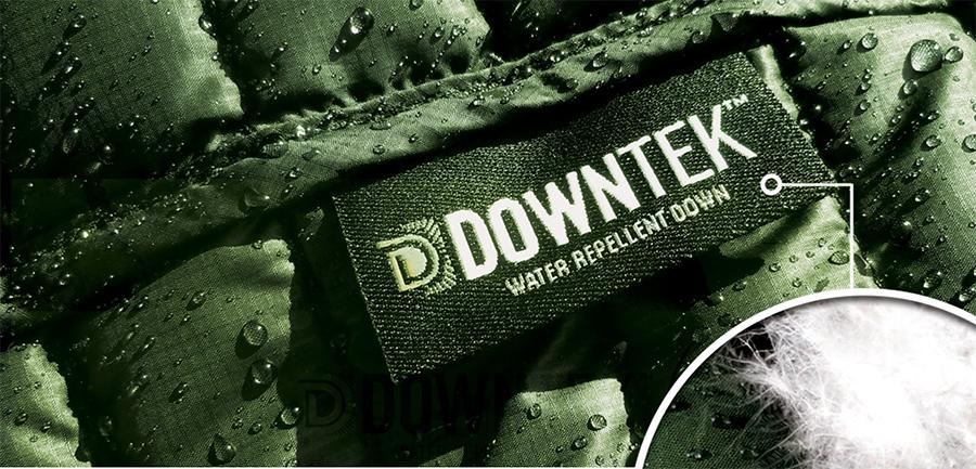 DownTek PFC-Free Water Repellent Down