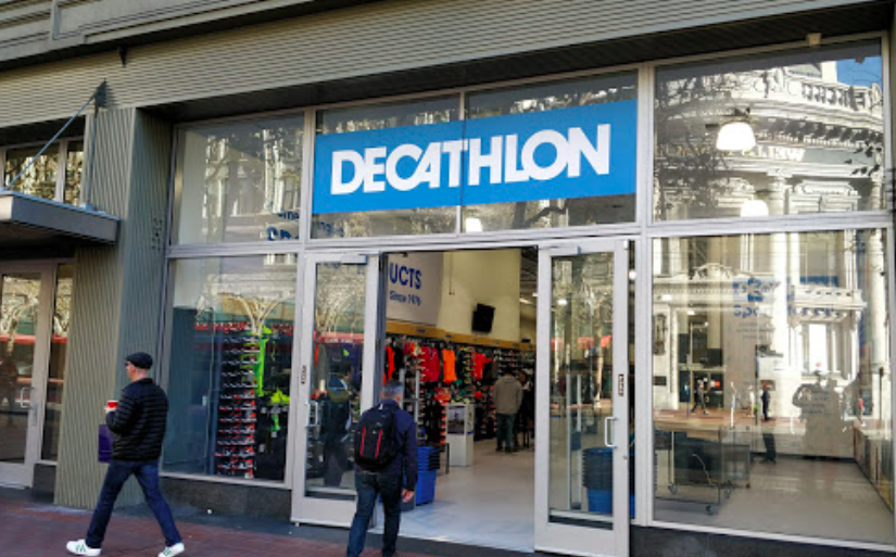 Decathlon Lands In San Francisco