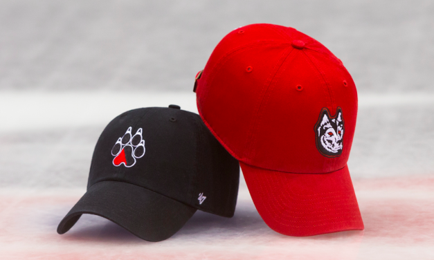 '47 Partner With Northeastern University Hockey