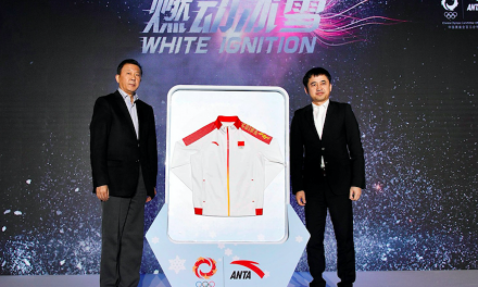 Anta Unveils China Winter Olympic Uniforms