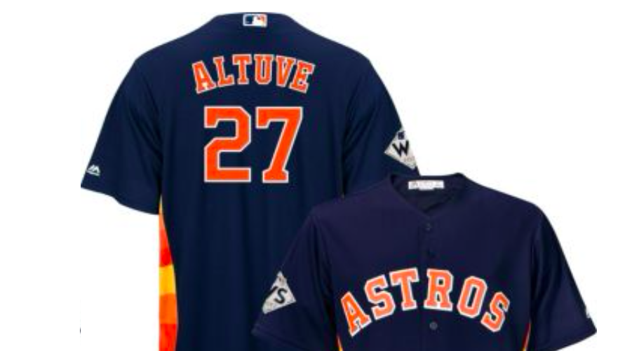 Dick's To Honor $9.98 Houston Astros Jersey Deal After Pricing Glitch