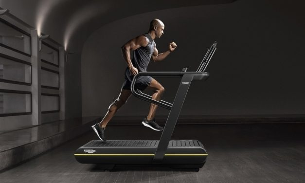 Balance Your Fitness Goals With This Super-Treadmill And Low-Cal Craft Beer