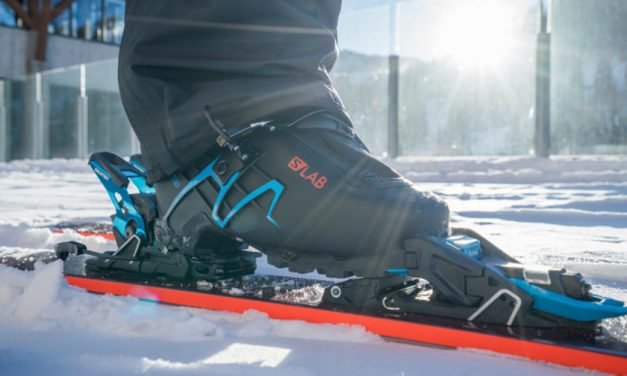 Salomon's S/Lab Shift Bindings Rewrite The Book On Lightweight Compatibility