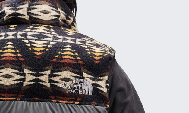 The North Face Wraps Up In Pendleton Wool