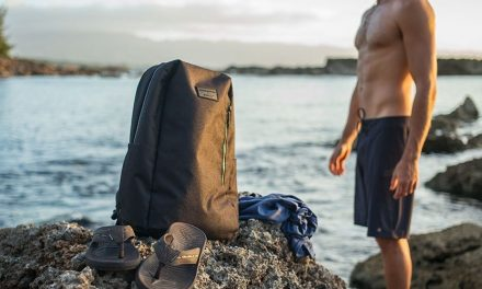 Item Of The Day: Quiksilver x Pacsafe Boardrider Bags