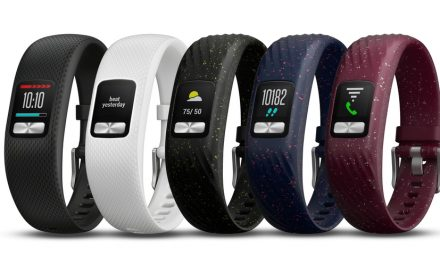 Item Of The Day: Garmin Vivofit 4 Activity Tracker
